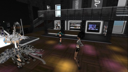 club republik party in second life