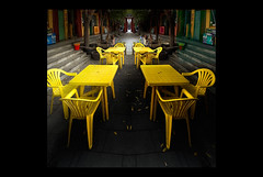 3110 The alley --Langzhou , China (ngchongkin) Tags: china yellow photoshop niceshot chairs nikond70s lanzhou shiningstar musictomyeyes beautifulshot superphotographer anythingyoulike peaceaward colorphotoaward flickrhearts agradephoto flickraward ithinkthisisart flickrbronzeaward heartawards flickrsspecial eperkeaward dazzlingshots flickridol zensational flickrestrellas spiritofphotography nikonflickraward fabbow angelawards artisticandhighqualityshots flippedhorizontal goldenplanet photographicwizards flickrsgottalent zodiacawards mygearandme poppyawards fabulousplanetevo centralasiachinathesilkroad
