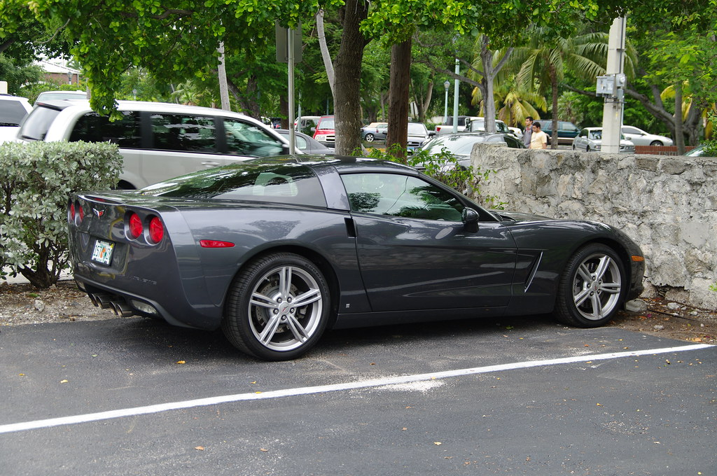 Our 2009 Corvette Coupe Z51