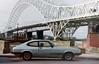 My old car. Capri 2.0S (Tui_Cruise) Tags: bridge ford capri mersey widnes runcornbridge osf 2os 1983car