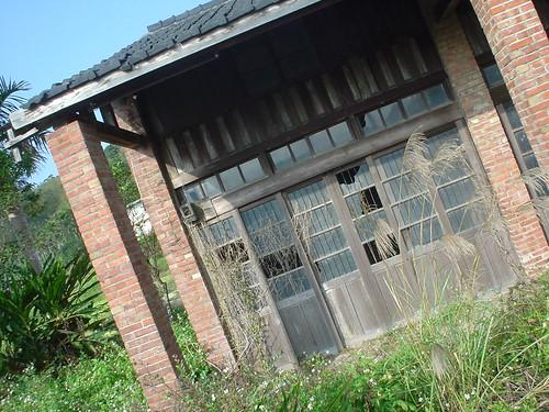 28.廢棄的老房舍