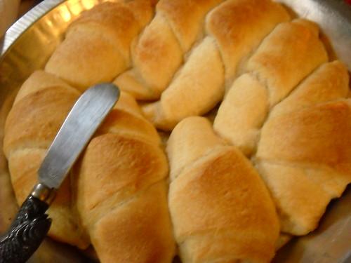 Pillsbury crescent rolls for breakfast