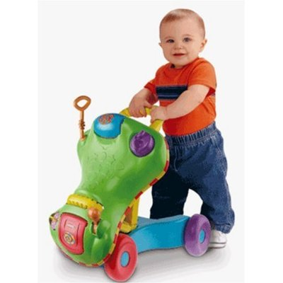 Playskool Step Start Walk N' Ride