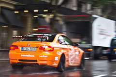 G Power. (Alex Penfold) Tags: auto camera b orange berlin london cars alex sports wet car rain sport mobile canon garden photography eos photo cool flickr power image g awesome flash rally picture super spot exotic covent photograph german bmw registered spotted hyper m3 3000 supercar spotting gumball numberplate exotica sportscar sportscars supercars gts 8000 penfold bl bbl gumball3000 spotter gpower 2011 hypercar 60d hypercars alexpenfold bbl8000