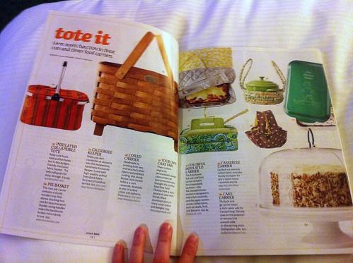 Potluck Magazine.
