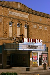 Millwald Theater (Version 2) - Wytheville, VA (SeeMidTN.com (aka Brent)) Tags: cinema marquee virginia theater va artdeco 1928 wytheville dixiehighway millwald us11 wythecounty bmok crosswalkchurch