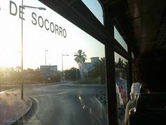 Desde el bus.1
