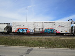 Jasf Lume (Swish 1998) Tags: freight graffiti th fp