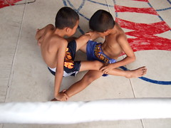 (yozo.sakaki) Tags: boy sport kid child thai boxing muay