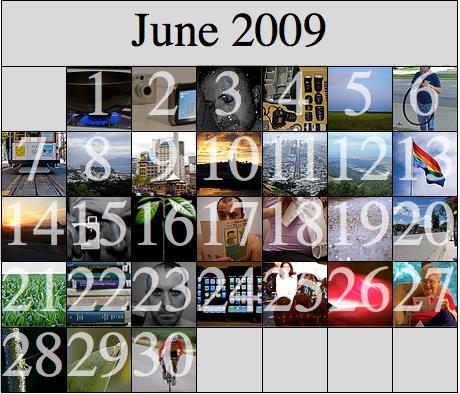 June 2009