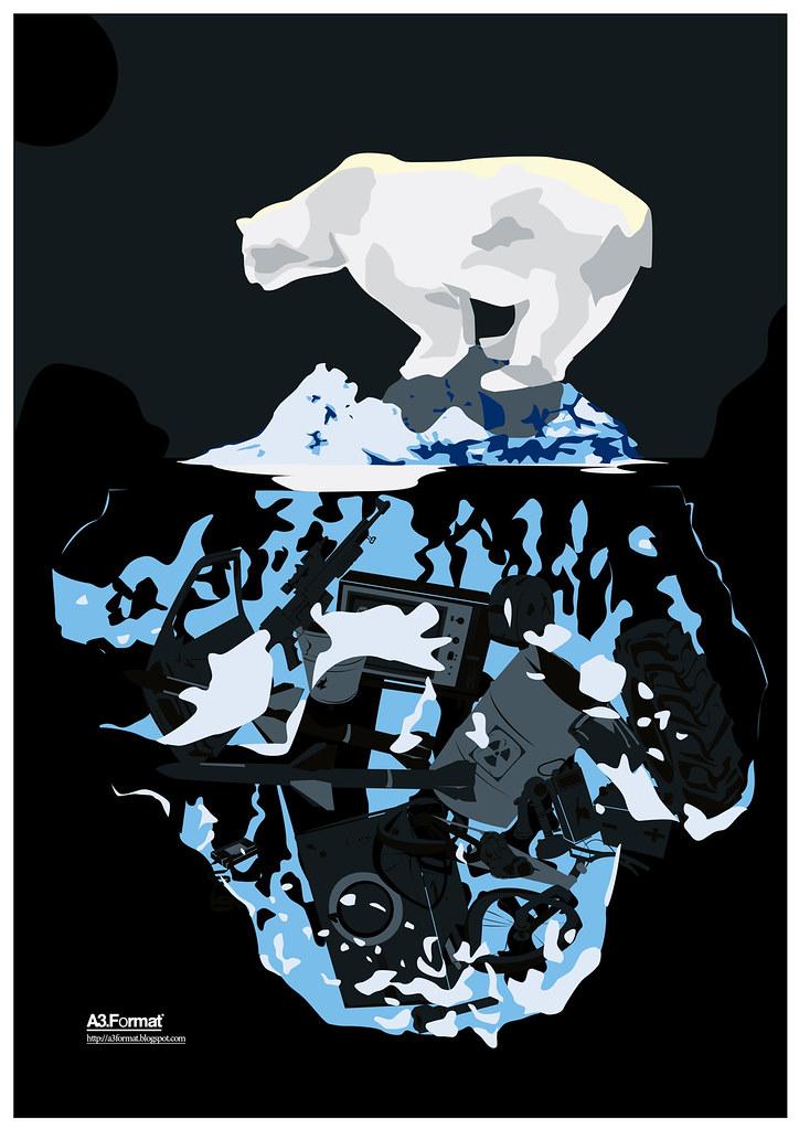 """Icebear"" By: Samo Pedersen"