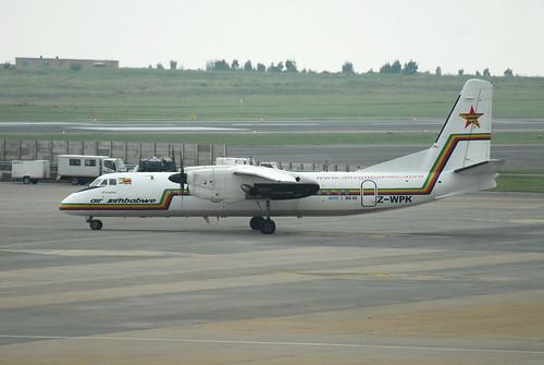 Air Zimbabwe MA-60 Z-WPK