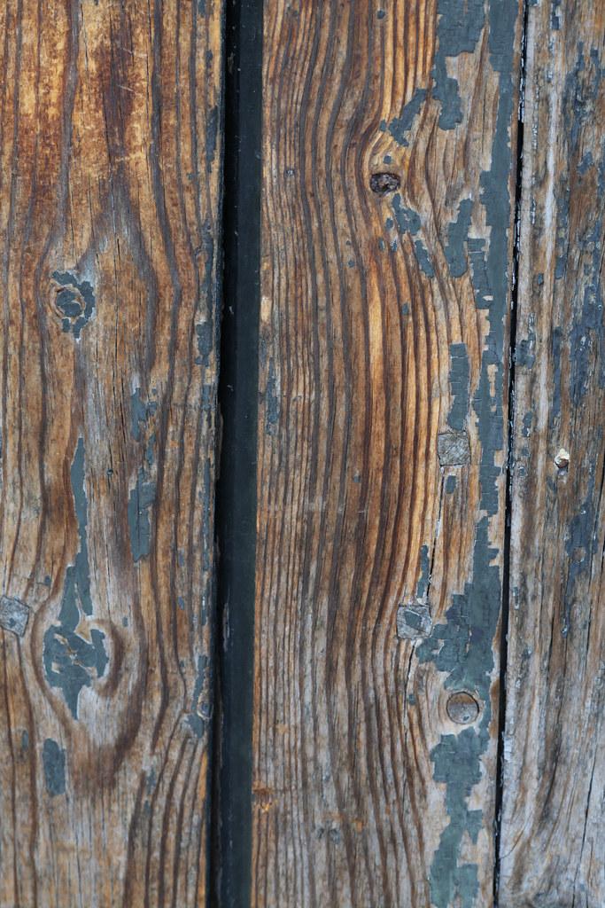 Texture Bois Porte