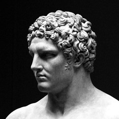 Young Hercules 1 (wamcclung) Tags: sculpture male statue greek god roman statues hero classical heroes metropolitanmuseum hercules herakles heracles mythologicalfigures greekromanart newyorkmmoa