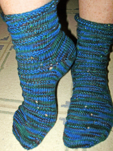 Slave to the Plurk socks