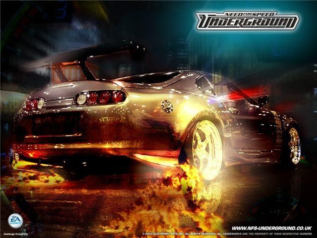 Need for Speed: Undergound