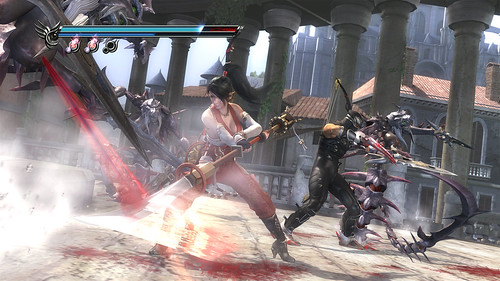 Ninja Gaiden Sigma 2 - Co-op screenshot 1