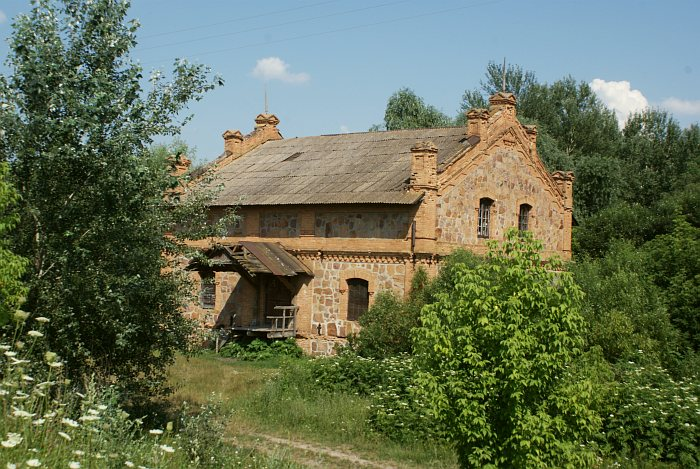 Мельница в Чубинцах