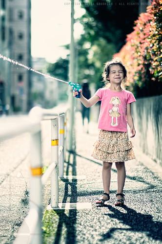 Ami Get Your Gun: Omori, Tokyo
