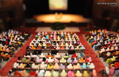 Miniature : Auditorium (by Sir Mart Outdoorgraphy™)