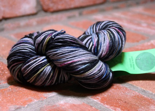 Colinette Jitterbug Bright Charcoal