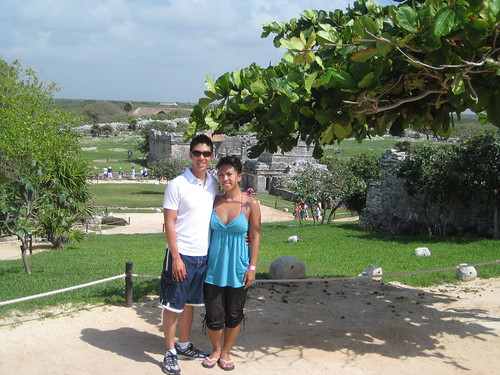 Honeymoon at the Secrets Resort in Playa del Carmen, Mexico