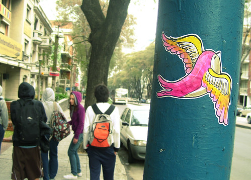 Stickers - Golondrinas (3)