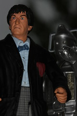 Day 222/365 - Patrick Troughton in plastic (Great Beyond) Tags: canon eos 450d kiss digital x2 canoneos450d kissdigitalx2 rebel xsi canoneosdigitalrebelxsi dslr project 365 project365 august toy action figure actionfigure figures toys dolls doll nerd geek doctor who doctorwho drwho dr england uk time lord gallifrey timelord daleks police box policebox oncoming storm theoncomingstorm cybermen skaro tardis dalek ef 70300mm f456 is usm ef70300mmf456isusm 2009 august2009 thedoctor seconddoctor 2nddoctor theseconddoctor the2nddoctor patricktroughton