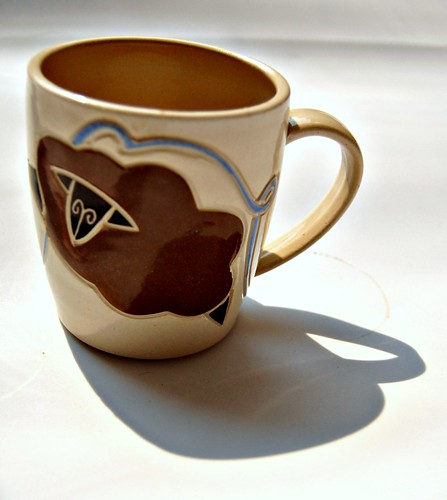 jennie the potter spindle mug