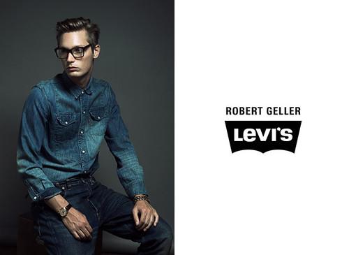 Robert Geller Levi's