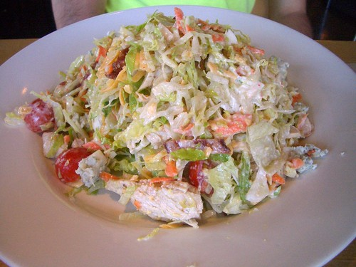 LGO turkey salad