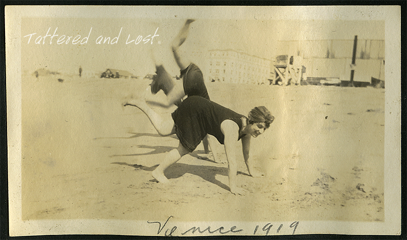 Venice Beach 1919_tatteredandlost