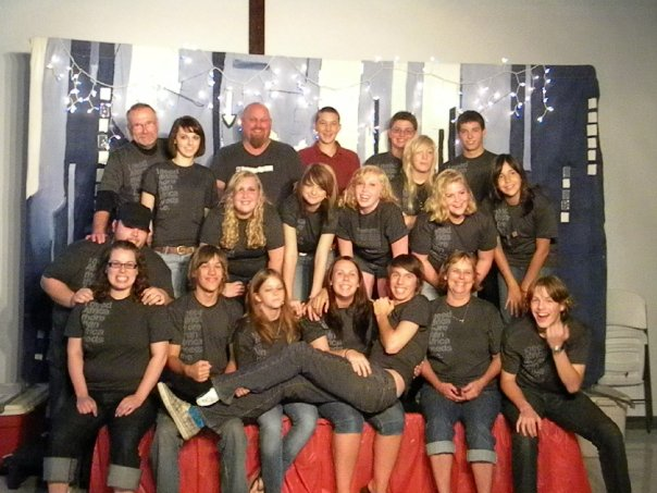 First Baptist Church Youth Group - Decatur, IL