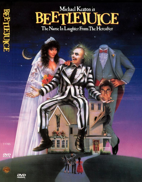 beetlejuice cover