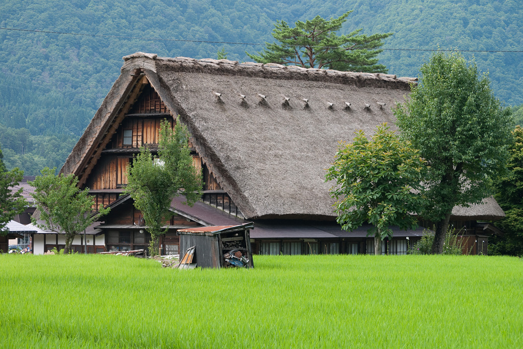 Shirakawa-go Historic Village by DMC-G1 (6)