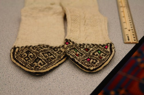 And another pair of Turkish Socks