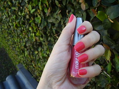 Holiday (Panvel) (Luna (Debs)) Tags: holiday coral nails nailpolish unhas esmalte panvel