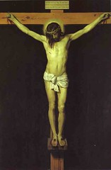 Velazquez, Diego (1599-1660) - 1632c. Christ Crucified (Prado, Madrid) (RasMarley) Tags: christ 17thcentury religion spanish painter figure goldenage baroque velazquez crucifixion 1632 1630s diegovelazquez christcrucified spanishgoldenage
