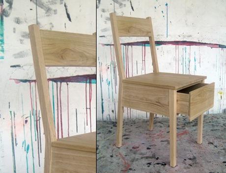 带着抽屉的椅子-1