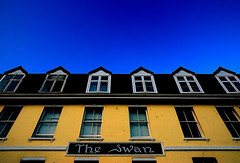The Swan (marco rubini) Tags: greatbritain pub cornwall gb looe theswan cornovaglia golddragon nikond80 colorphotoaward veterinarifotografi