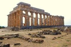 Selinunte, Sicily, Temple to the God Dionysus, 550 B.C. (Ray .) Tags: italy italia sicily sicilia selinunte greektemple dionysus dionysos polestar 550bc explorewinnersoftheworld classicalgreekarchitecture africais60milesaway templetothegoddionysusthegodofwineandecstasy exploreseptember122009362