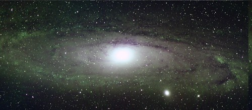Andromeda Galaxy (visible light)