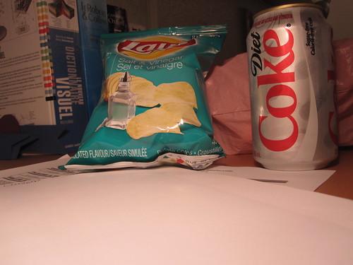 Snack attack - $2.50