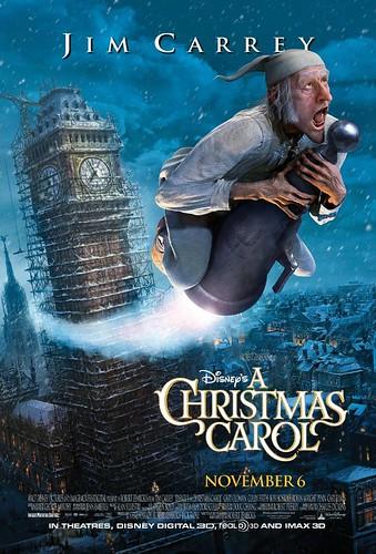 Nuevo póster y primer trailer en castellano de 'Cuento de Navidad'