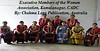 Executive Body of Women Association (Bhante Pragya) Tags: pragya chakma mizoram bhikkhu bhante