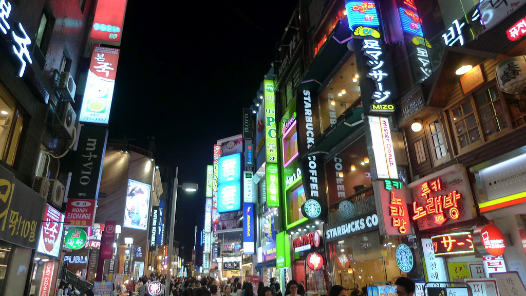 Myeongdong Night