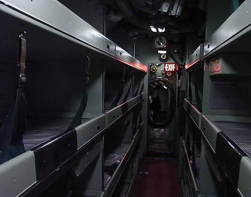 uss growler 〜bed room2