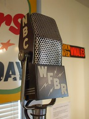 DSCF8553 (Grudnick) Tags: history television radio washingtondc maryland baltimore broadcasting microphone rca ribbonmic 44bx wfbr velocitymic theradiotelevisionmuseum oldradiomic antiquemicrophone