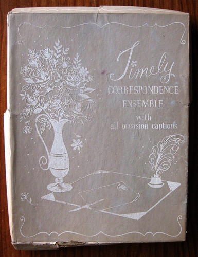 Vintage Timely Correspondence Ensemble