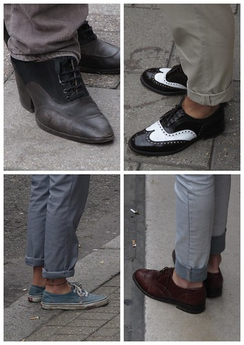 mens shoe trends
